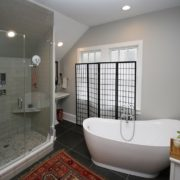 bathroom renovation addition contractor charlotte matthews nc 1000